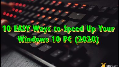 Photo of 10 Easy Ways to Speed Up Windows 10 2020