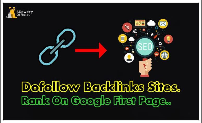 Photo of Free High Quality Dofollow Backlinks Sites In 2020