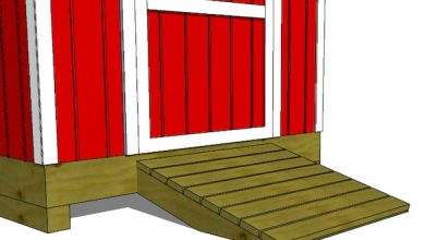 Photo of How Do You Make a Ramp for a Shed?